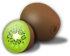 Kiwi Fruit Logo